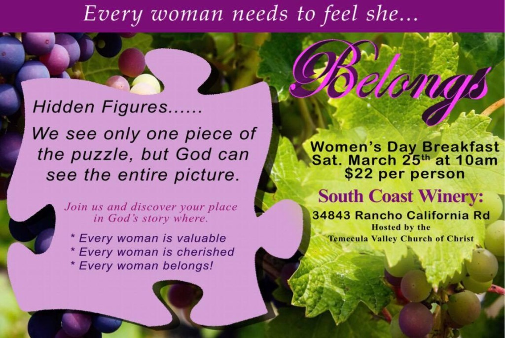 Women's Day Invite